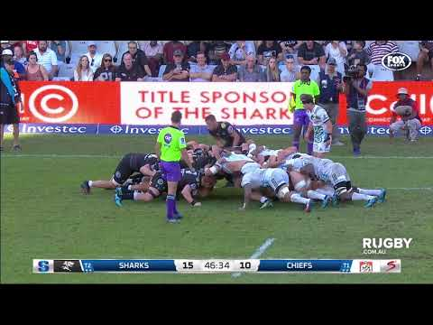 2018 Super Rugby Round 14: Sharks vs Chiefs