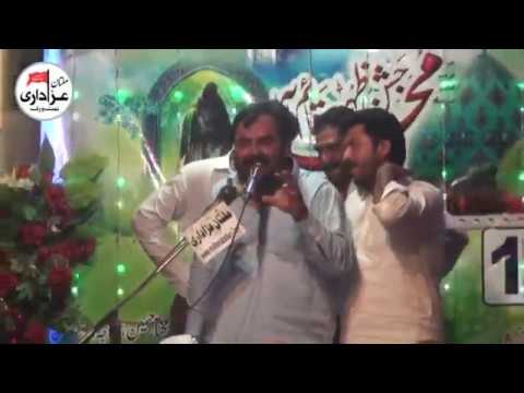 Zakir Syed Muhammad Hussain SHah | New Qasiday | Jashan 14 Shaban 2018 |
