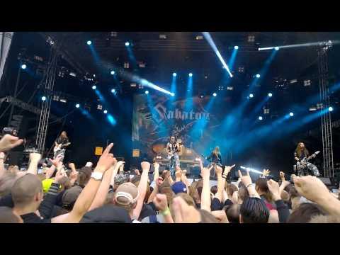 Sabaton - Resist And Bite Live @ Tuska Open Air, Helsinki 26.6.2015