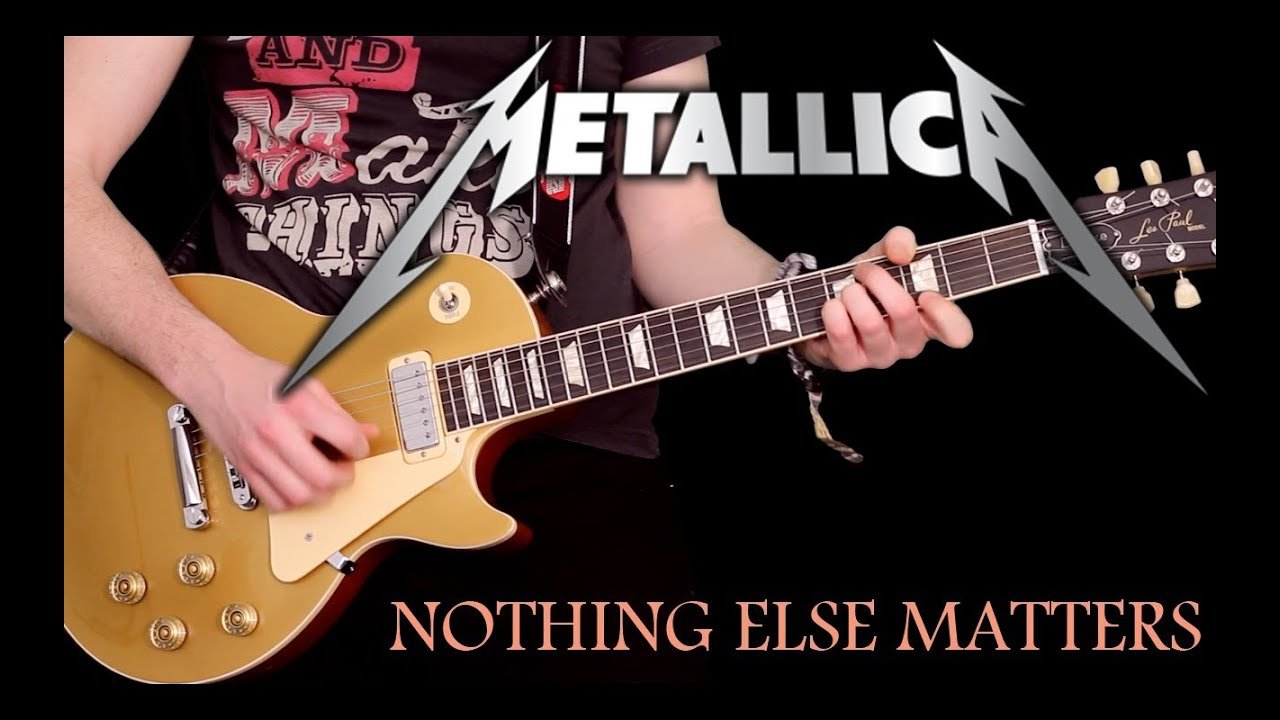 Metallica - Nothing Else Matters [Original Video] - YouTube