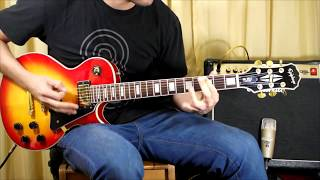 download lagu Epiphone Les Paul Custom Plus Demo Full gratis