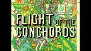 Watch Flight Of The Conchords Robots video