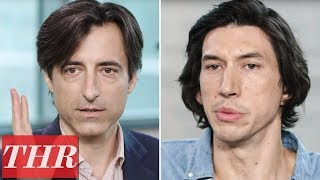 Adam Driver & Noah Baumbach on The Human Condition in 'Marriage Story' & Scarlett Johansson | TIFF