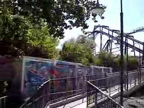 six flags rides california. Take a Ride on Batman at Six Flag#39;s Magic Mountain, Valencia California. Now the coaster is blue. Length: 2700#39; Height: 105#39; Inversions: 5 Speed: 50 mph
