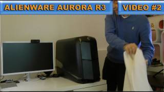 Alienware Aurora R3 PC Unveiling & First Look - Alienware PC Series Video 2