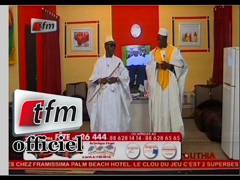 Kouthia Show - Yaya Jammeh - 07 janvier 2015