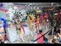 Presentan Carnaval de Veracruz 2013.