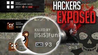 DUMBEST HACKERS EVER! Battlefield 1