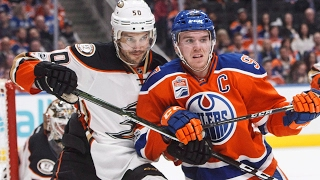 Oilers face a tough challenge against physical Ducks
