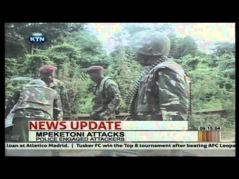 Details of events leading up to Mpeketoni Attack