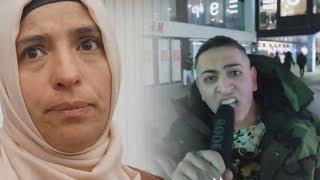 Buurvrouw PARSA 010, praat over de schoten + Beelden na incident BBQ