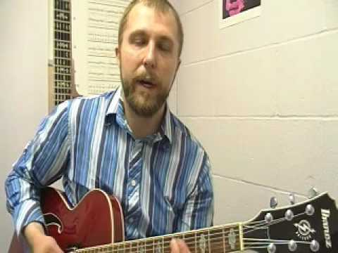 Jazz Guitar Lesson 2 Melodic Minor Modes (1 Of 2)