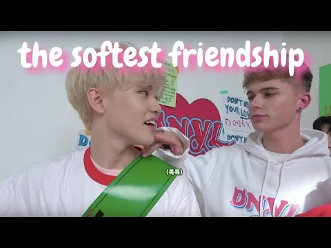 Download nct dream and hrvy being friendship goals Mp4 baru