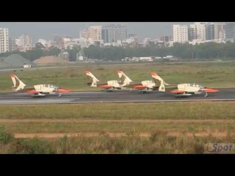 Local Air Traffic at Dhaka, Bangladesh.