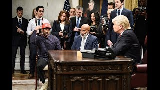 Saturday Night LiveSpoofs Kanye West's White House Visit: President 'Trump Is My Dad' - News today