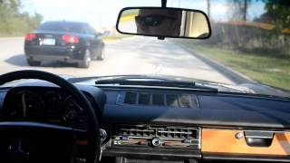 1973 Mercedes Benz 280 Coupe Test Drive