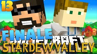 Minecraft: STARDEW VALLEY | THE END OF THE FARMING! #13