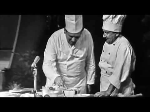 Komische Fernsehköche in der DDR 1961, 1964 & 1968 - YouTube