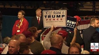 LIVE Stream: President-Elect Donald Trump Rally in Fayetteville, NC 12/6/16