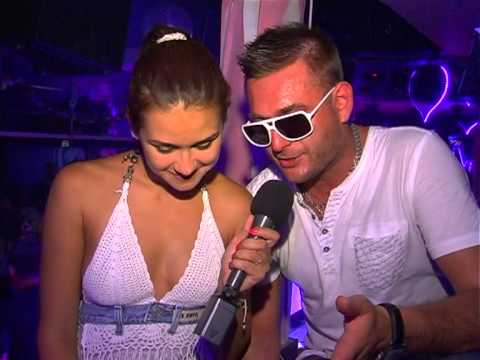 Улетная вечеринка в клубе Brazil (Коблево 2012)
