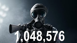 What's in the Canister 1,048,576 Times