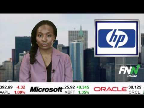 Hewlett-Packard Hired Goldman To Help Defend Itself Against Activist Investors