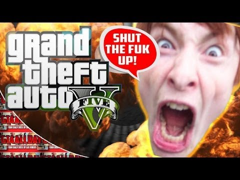 GTA 5 ONLINE – Kid Argues with Himself (Hilarious Prank – GTAAllDay Featured Video)