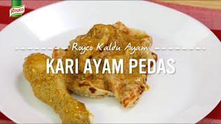 Resep Royco - Kari Ayam Pedas
