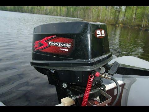 дешевые лодочные моторы до 5 л.с из китая