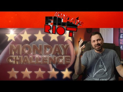 Mondays: Monday Challenge Is Back & Advice For Young Filmmakers!