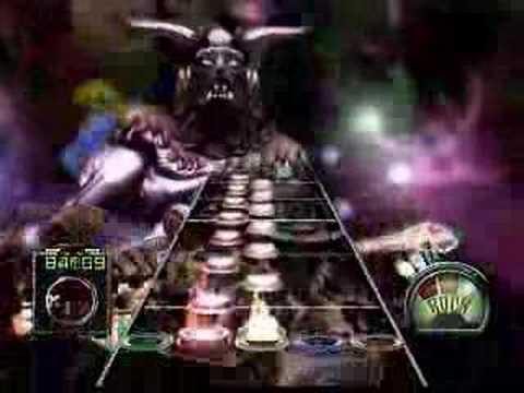 Guitar Hero 3  Halo Theme Song expert 5 star