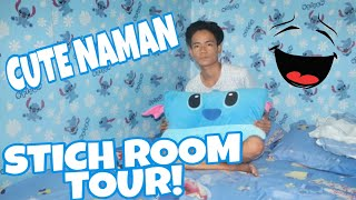 """STITCH ROOM TOUR"""