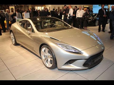 2014 Lotus Elite - 2010 Paris Auto Show