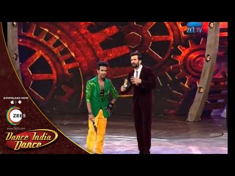 Dance India Dance Season 4 Grand Finale February 22, 2014 - Shyam's Performance video