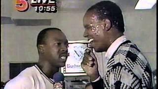 Cardinals 1988 Celebration Vince Coleman FUNNY! St Louis Art Holliday