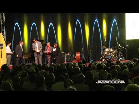Ascona Jazz Award 2014 to Stephen Perry