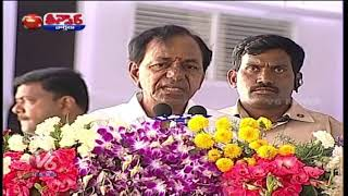 CM KCR Gives Bumper Offer To Chintamadaka Village | Teenmaar News