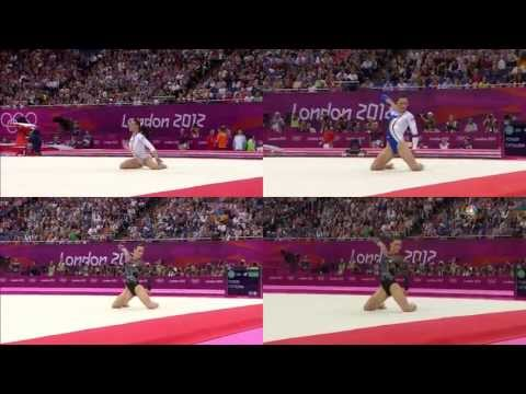Catalina Ponor: Floor Olympic Games 2012 video