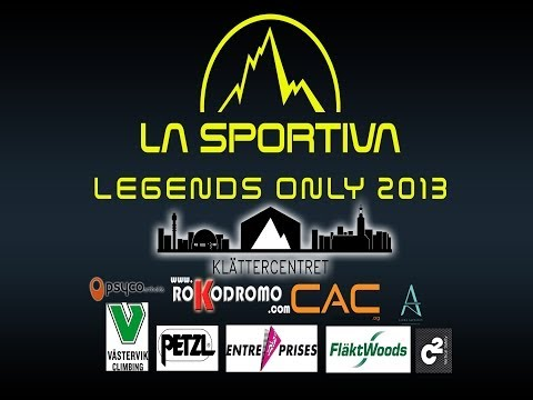 La Sportiva Legends Only 2013