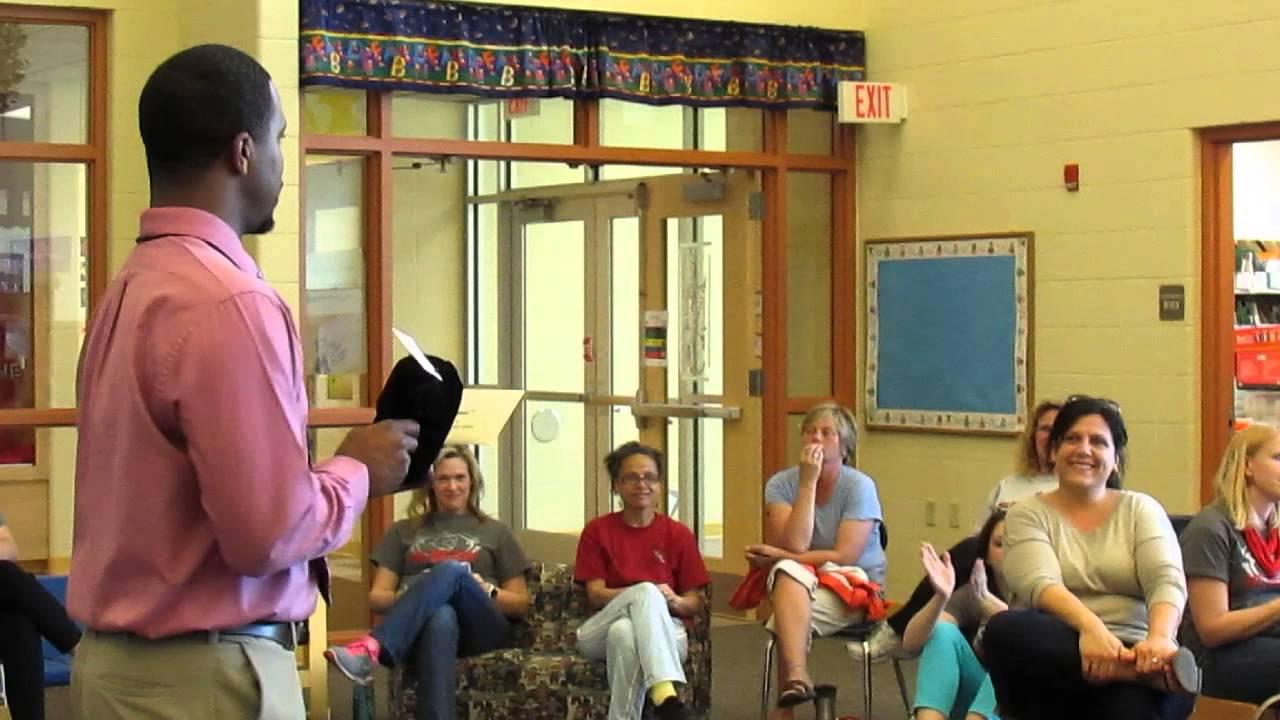 Elementary Classroom Playlist : Horizon elementary teacher awards youtube