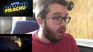 POKÉMON Detective Pikachu - Official Trailer #1 Reaction!