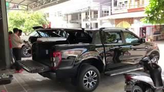 Top2 2019 Ford Ranger Black & White Edition Upgrade Body