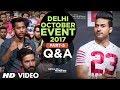 Guru Mann | Delhi October Event 2017| Q & A | PART-5 | Meet And Greet