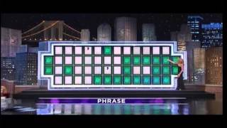 "5-14-13 Wheel of Fortune ""Best Friends Week"""