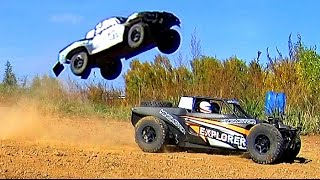 RC Cars 4x4 Team Associated ProSC VS King Motor Explorer clone HPI Apache — RC Extreme Pictures