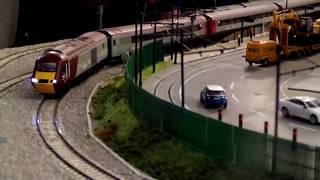 Manchester Model Railway Society Exhibition 2018
