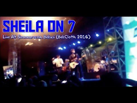 download lagu Sheila On 7 Live @Summarecon Bekasi 2016 gratis