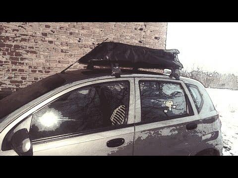Автобокс на автомобиль своими руками 140