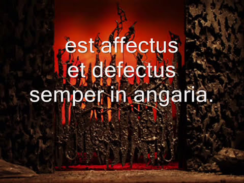O Fortuna (Carmina Burana) (Lyrics)