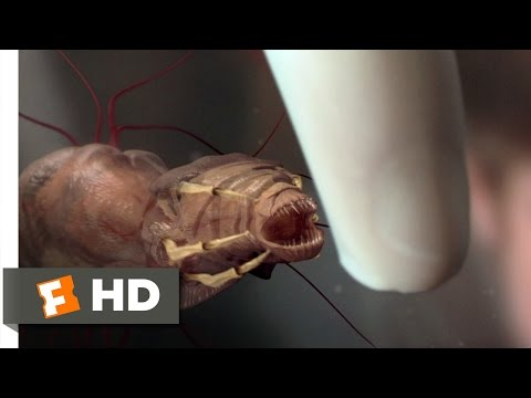 The Faculty (1/11) Movie CLIP - A New Species (1998) HD